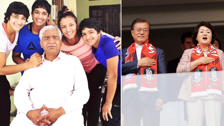 Phogat Family to Meet Kim Jung-sook Over Tea: South Korean First Lady A Fan of Dangal