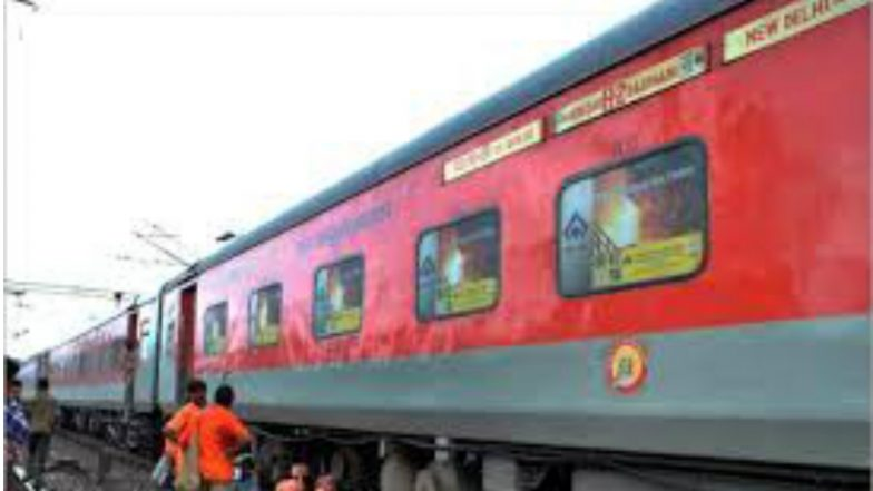 Kolkata Resident Behind Hoax Bomb Call in Howrah - New Delhi Rajdhani Express, Says Did it Because 'Missed the Train'