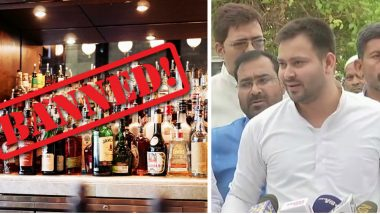 "Bihar Liquor Ban Rules Amended, Tejashwi Yadav Not Impressed, Calls Bill ""Discount for the Rich"""