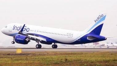 IndiGo Flight 6E-5384 Bound for Hyderabad Makes Emergency Landing at Mumbai Airport After Engine Stalls Mid-Air