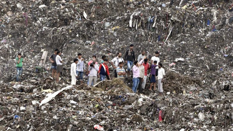 MCD Workers' Strike Leaves East Delhi With Heaps of Garbage For Last 16 Days