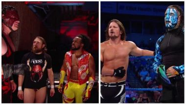 WWE SmackDown LIVE Highlights & Match Results: Team Hell No, The New Day Shine With Win in 10-Man Tag-Team Main Event!