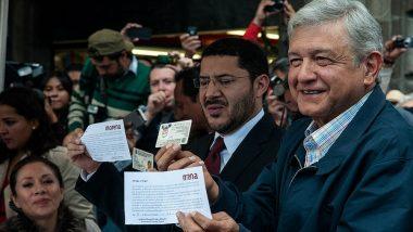 Lopez Obrador, Left-leaning Politician Wins Mexico Presidential Elections, Trump Congratulates Him