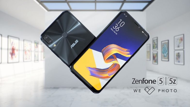 Asus Zenfone 5Z 8GB RAM Variant First Sale on July 30 at Flipkart