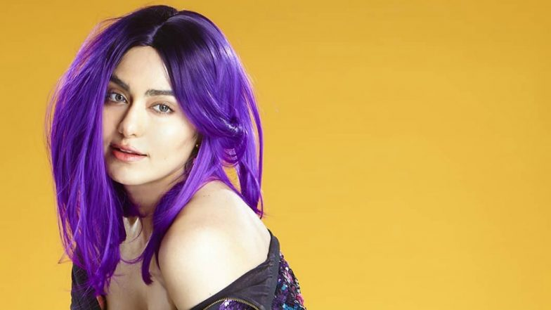 Adah Sharma Just Dyed Her Hair Purple! 6 Times When Bollywood Beauty Gave Serious Hair Colour Goals in HOT PICS
