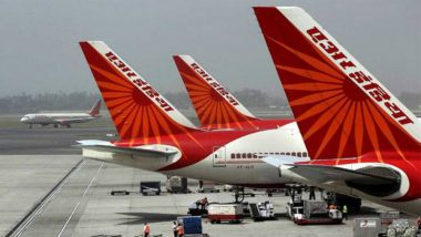 Air India Received Rs 30,520 Crore Equity Infusion from FY 2012 Onwards: Government