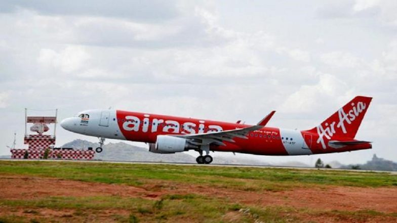 AirAsia Hyderabad-Delhi Flight I5-719 Makes an Emergency Landing at IGI Airport