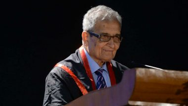 Amartya Sen Criticises Modi Government Over Article 370 Abrogation in Jammu and Kashmir, Says 'Not Proud as an Indian'