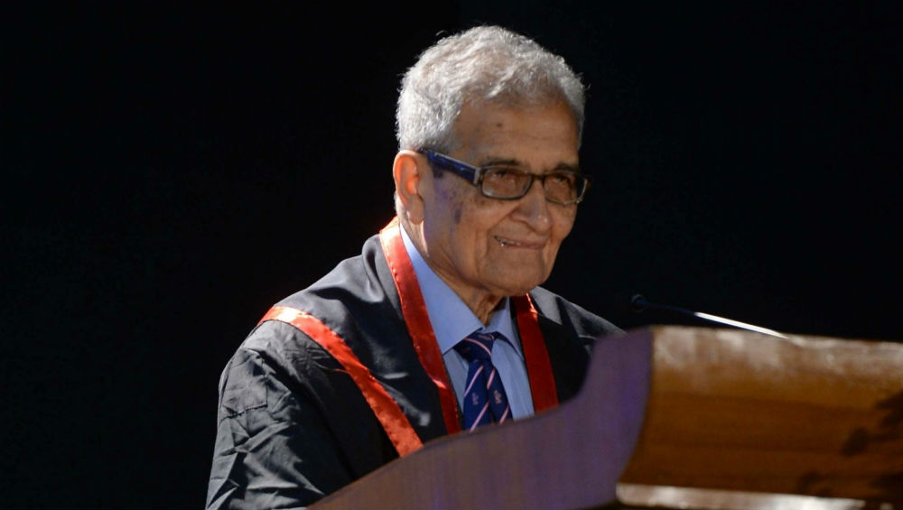 Anti-CAA Stir: Amartya Sen Calls For 'Opposition Unity' as Trinamool Congress, BSP, Others Skip Meeting Called by Sonia Gandhi