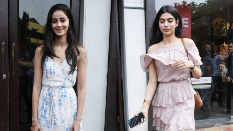 Ananya Pandey or Khushi Kapoor: Whose Brunch Outfit Looks The Best For A Humid Day?