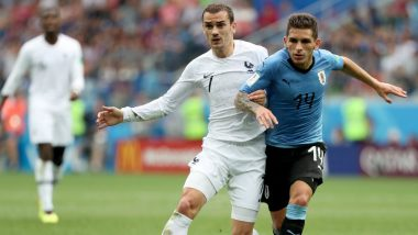FIFA World Cup 2018: Antoine Griezmann Reveals Why He Did Not Celebrate Goal Against Uruguay in Quarter-Final!