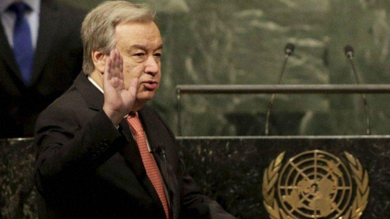 Antonio Guterres Backs Zeid Ra'ad Al Hussein's Call for Kashmir Human Rights Investigation