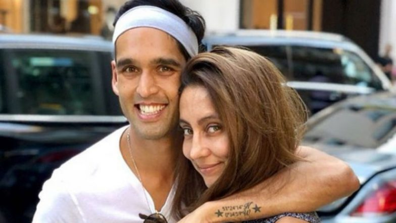 Anusha Dandekar Trolled for Posting Picture With Vijay Mallya's Son