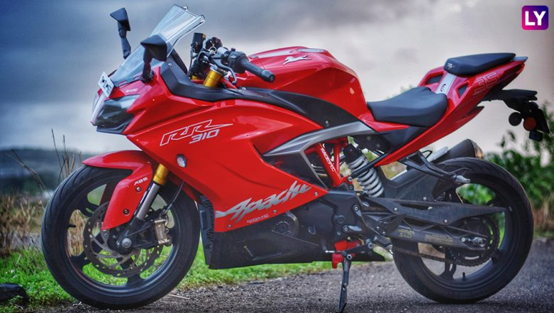 2018 TVS Apache RR 310 Road Test Review: A New Moderniser out Here