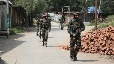 Jammu and Kashmir: Policeman Martyred, Three Terrorists Gunned Down in Encounter at Fateh Kadal