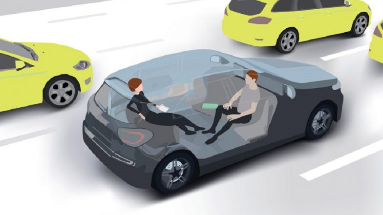 First Indian Firm to Develop High-Precision HD Maps for Self-Driving Cars in the US