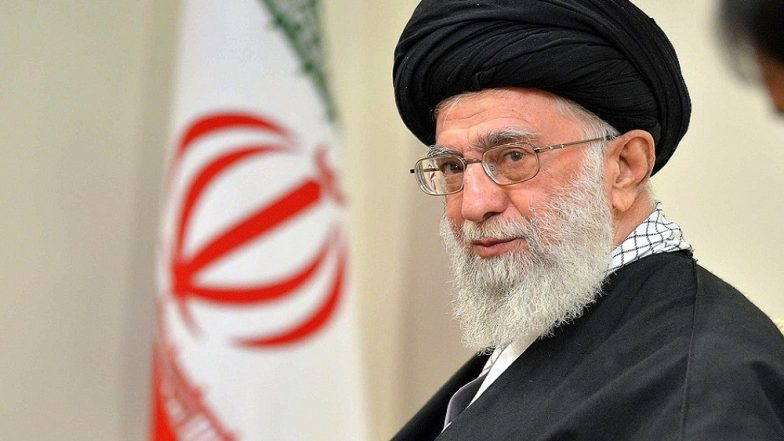 Iran: Supreme Leader Ayatollah Ali Khamenei Backs Petrol Price Hike That Sparked Protest in Sanctions-Hit Country