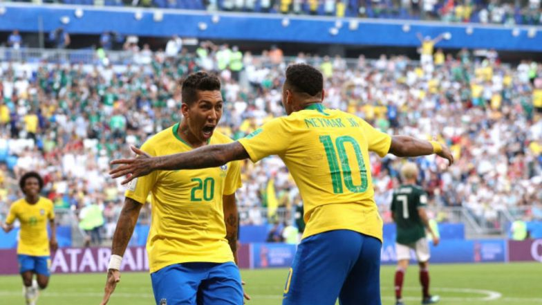 Brazil vs Mexico Video Highlights and Match Result: Brazil Beat Mexico 2-1 to Enter 2018 FIFA World Cup Quarters