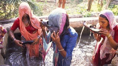 Women in Rajasthan's Village Are Forced to Drink Water Out of Husband's Shoes! Where Are We On Women Empowerment?