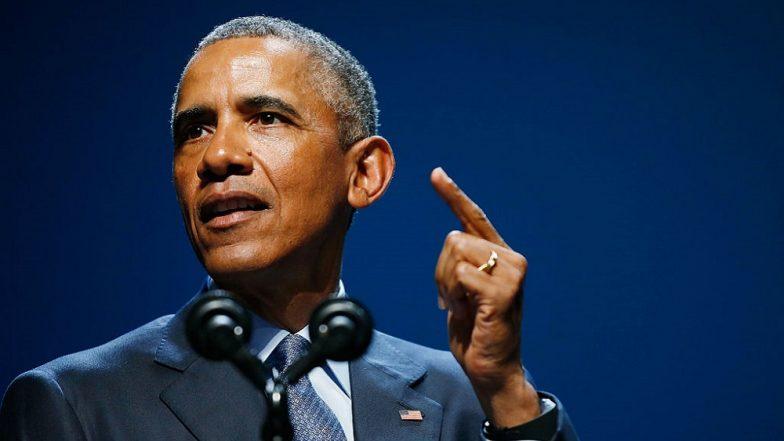 Barack Obama's Speech on Nelson Mandela's Birth Centenary: 'Strongman Politics Undermining Democracy Across The World'