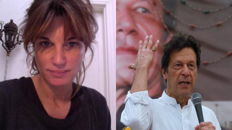 'My Sons' Father Pakistan's Next PM': Ex-British Wife Jemima Khan Congratulates Imran Khan Ahead of Pakistan Election Results