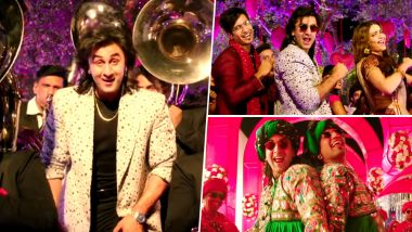 Sanju Song Bhopu Baj Raha Hain: The Deleted Track Featuring Ranbir Kapoor, Vicky Kaushal and Karishma Tanna is Finally OUT and It's a Lot of Fun!