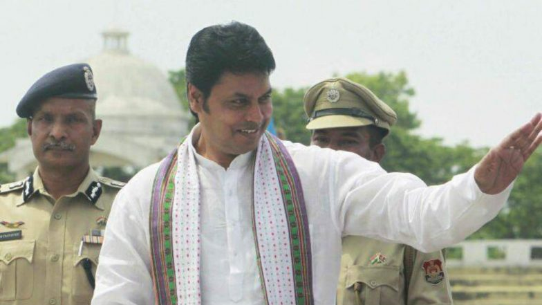 Tripura CM Biplab Deb to Tame Cows at His Residence for Milk