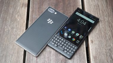 BlackBerry KEY 2 Launched in India at Rs 42,990; Sale to start on July 31 Via Amazon