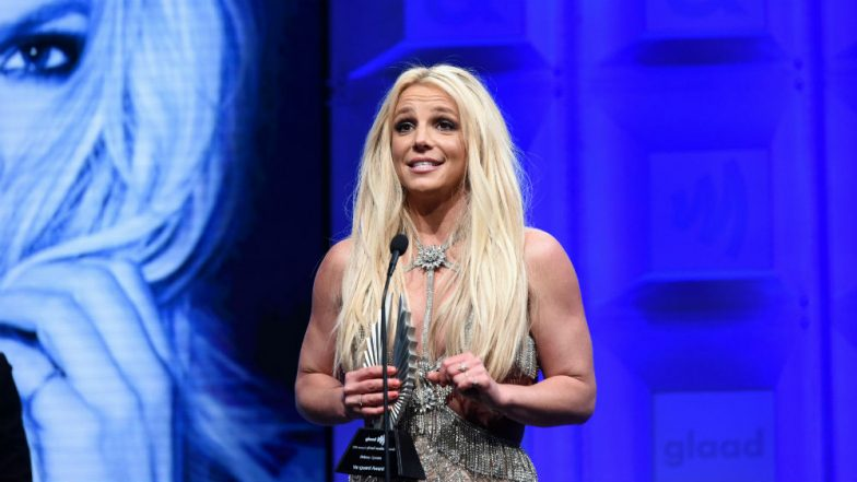 Pop Singer Britney Spears, Says My Children Don't See Me as Famous
