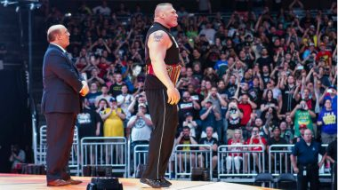 WWE Universal Champion Brock Lesnar to Make A Return At Monday Night RAW Soon!
