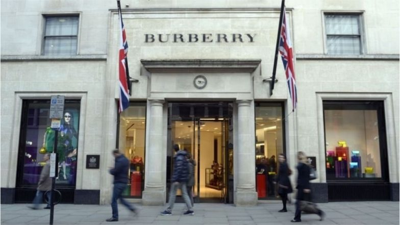 Burberry burns outfits worth 28 mn pounds annually