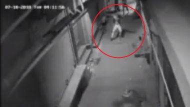 Watch: CCTV Footage Shows Thief Dancing Before Robery Attempt in Delhi