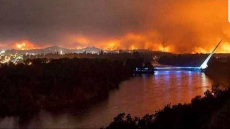 U.S.'s West Coast Is Ablaze Again: Reasons for California's Massive Wildfires