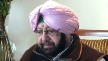 Punjab CM Amarinder Singh Admitted to PGI Chandigarh Hospital, to Undergo Surgery Tomorrow