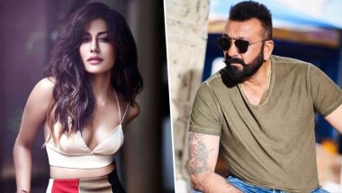 Chitrangada Singh Reveals How Sanjay Dutt Behaves While Doing Romantic Scenes!