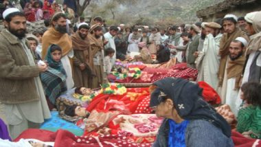Afghanistan War Sees Civilian Deaths At Record High in 2018