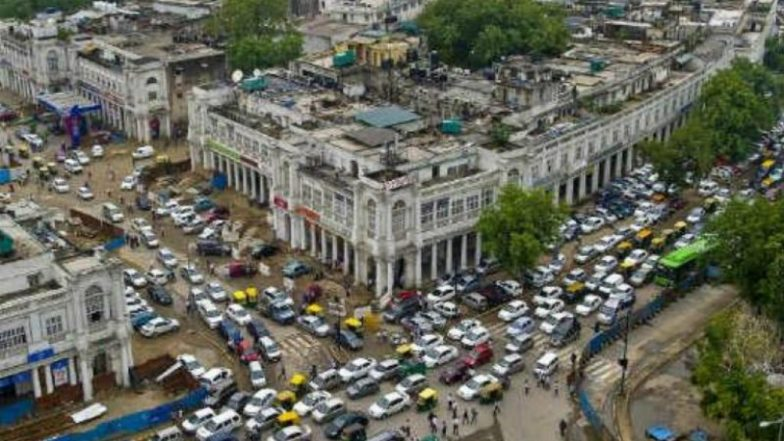 Connaught Place of Delhi Becomes 9th Most Expensive Office Location in the World at USD 144 per Sq Ft: CBRE