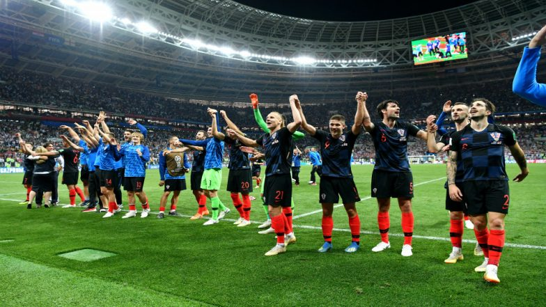 Croatia vs England Video Highlights and Match Report: Croatia Beat England 2-1 to Enter 2018 FIFA World Cup Final for First Time
