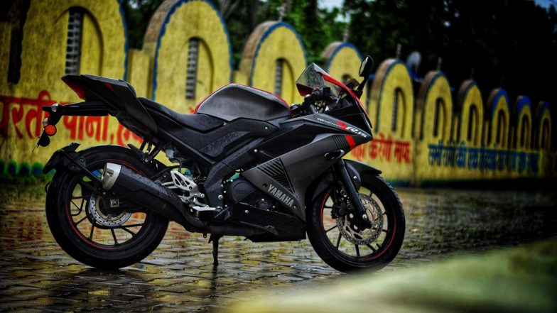 Yamaha R15 V3 Motorcycle Road Test Review: The Best R15 Till Date