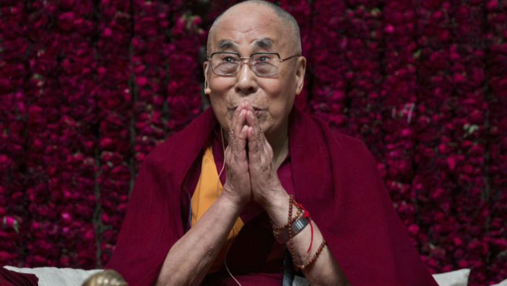 US Congress Introduce Resolution That Commends Dalai Lama for His Commitment to Global Peace, Non-Violence
