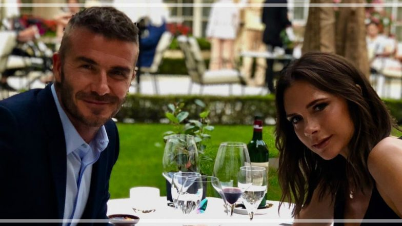 David and Victoria Beckham Celebrate 19th Wedding Anniversary Putting Divorce Rumours Aside! See Cute Picture of the Celeb Couple