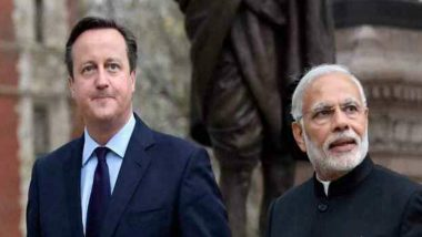 Manmohan Singh to Narendra Modi, David Cameron's Five Revelations on India's Prime Ministers in His Memoir 'For the Record'