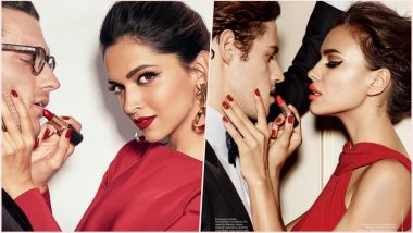 Deepika Padukone Blatantly Copies Irina Shayk! Indian Actress' New Ad Is a Complete Rip-Off of Hot Russian Model's 2013 Photo Shoot (See It to Believe It)