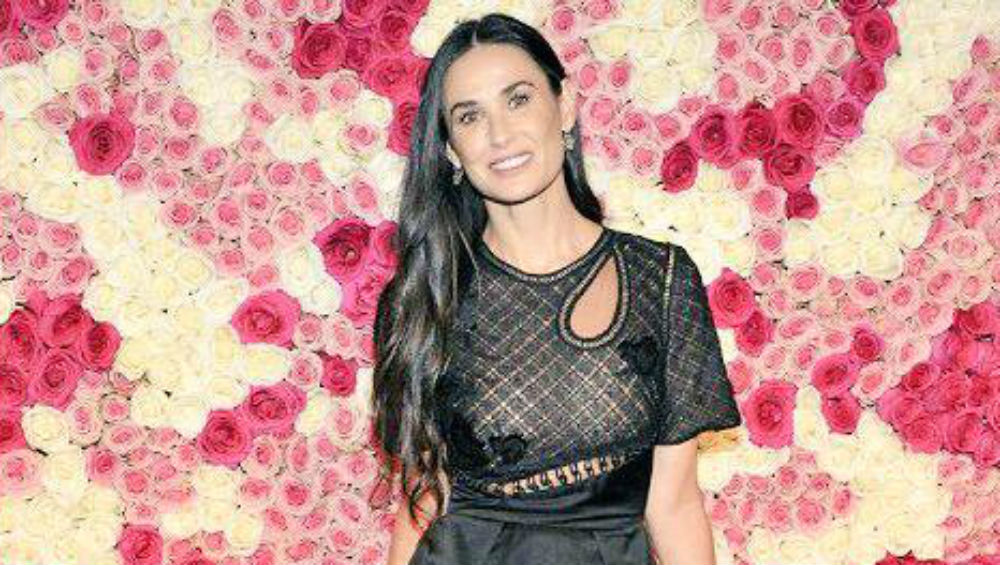 Demi Moore Opens Up About Her Miscarriage and Dealing with Substance Abuse