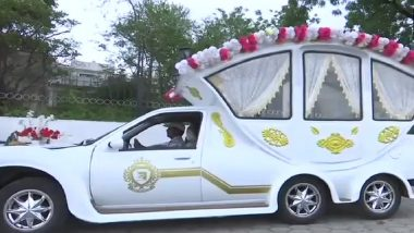 Royals Wedding Car: Wedding Planner Remodels Rolls Royce To Make Middle Class Couples Feel Like Royals; See Pics
