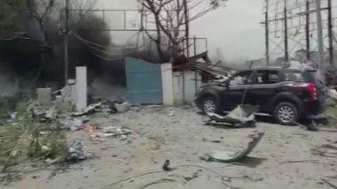 Fire Breaks Out at Firecracker Godown in Telangana, 10 Dead