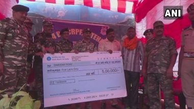 Nine Naxals Surrender in Jharkhand's Latehar District, Accuse Top Brass of Betraying Naxalism 'Principles'