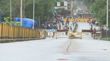 Lower Parel's Delisle ROB Likely To Be Open Once Again for Light Vehicles and Pedestrians Until Bridge Demolition Is Complete