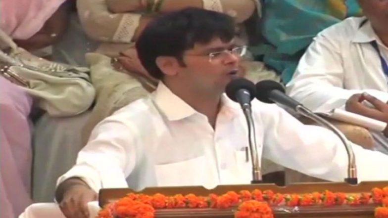 BSP Leader Jai Prakash Singh Calls Rahul Gandhi A Foreigner, Says Cow Is Not Our Mother; Mayawati Expels Him