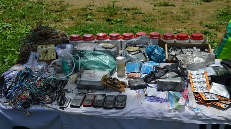 16 Questioned for Links to Men Arrested with Explosives in Maharashtra